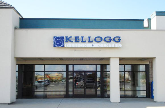 Store Front - Kellogg Design Center - Outer Banks Mall - Nags Hrad, NC